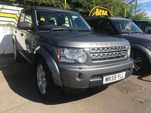 ***SOLD***Discovery 4 XS 3.0 TDV6 Auto 7 Seater 2009***SOLD